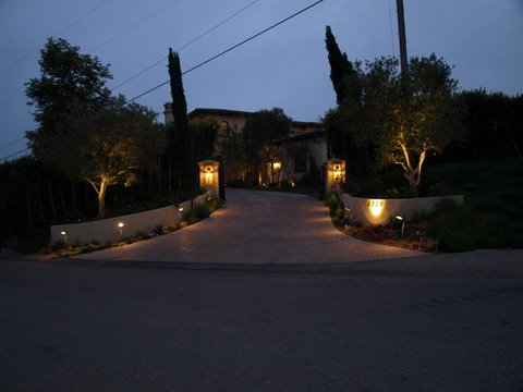 Landscape Lighting Hidden Hills Fixtures