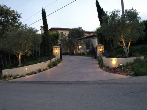 Landscape Lighting Hidden Hills Exterior Lighting