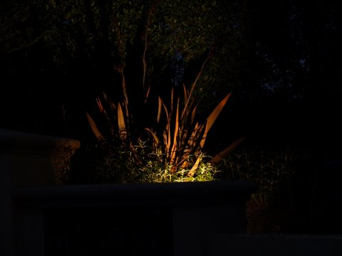 Landscape Lighting Hidden Hills Dramatic Lighting
