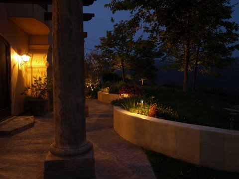 Landscape Lighting Hidden Hills Outdoor Lighting